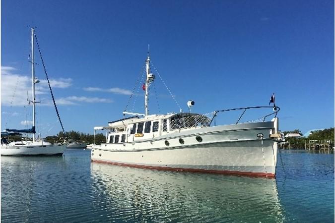 Profile 2001 COVEY ISLAND BOAT WORKS  Trawler 2628030
