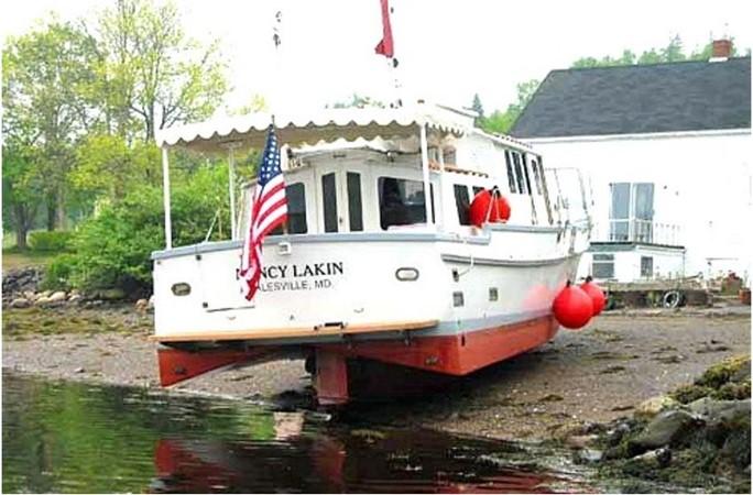 Stern 2001 COVEY ISLAND BOAT WORKS  Trawler 2628032