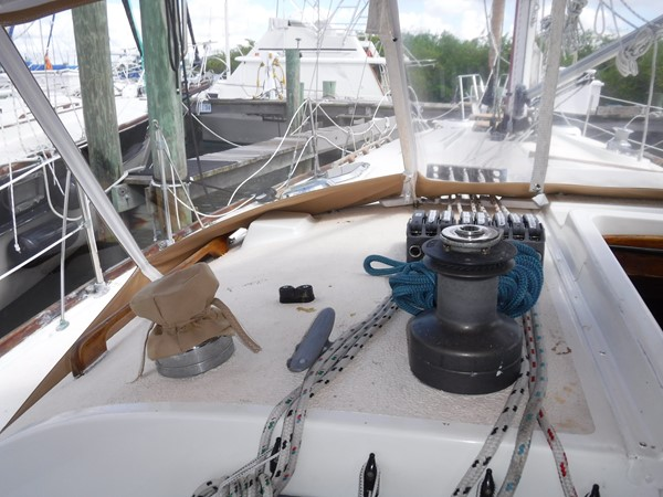 1980 C & C Yachts Landfall Cruising/Racing Sailboat 2614764