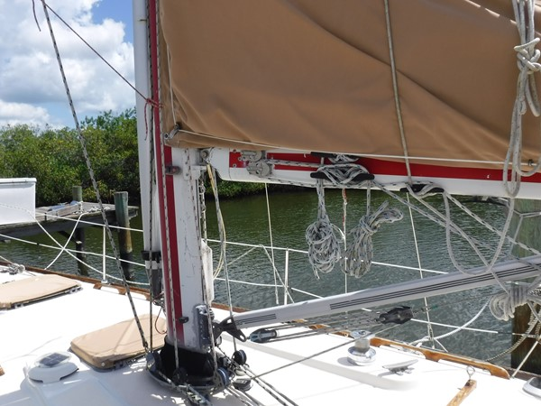 1980 C & C Yachts Landfall Cruising/Racing Sailboat 2614769