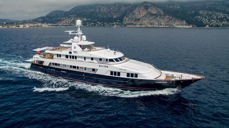 HighRes-BLU470-SYM-Scholey-DJI_0032 1990 FEADSHIP  Motor Yacht 2615434
