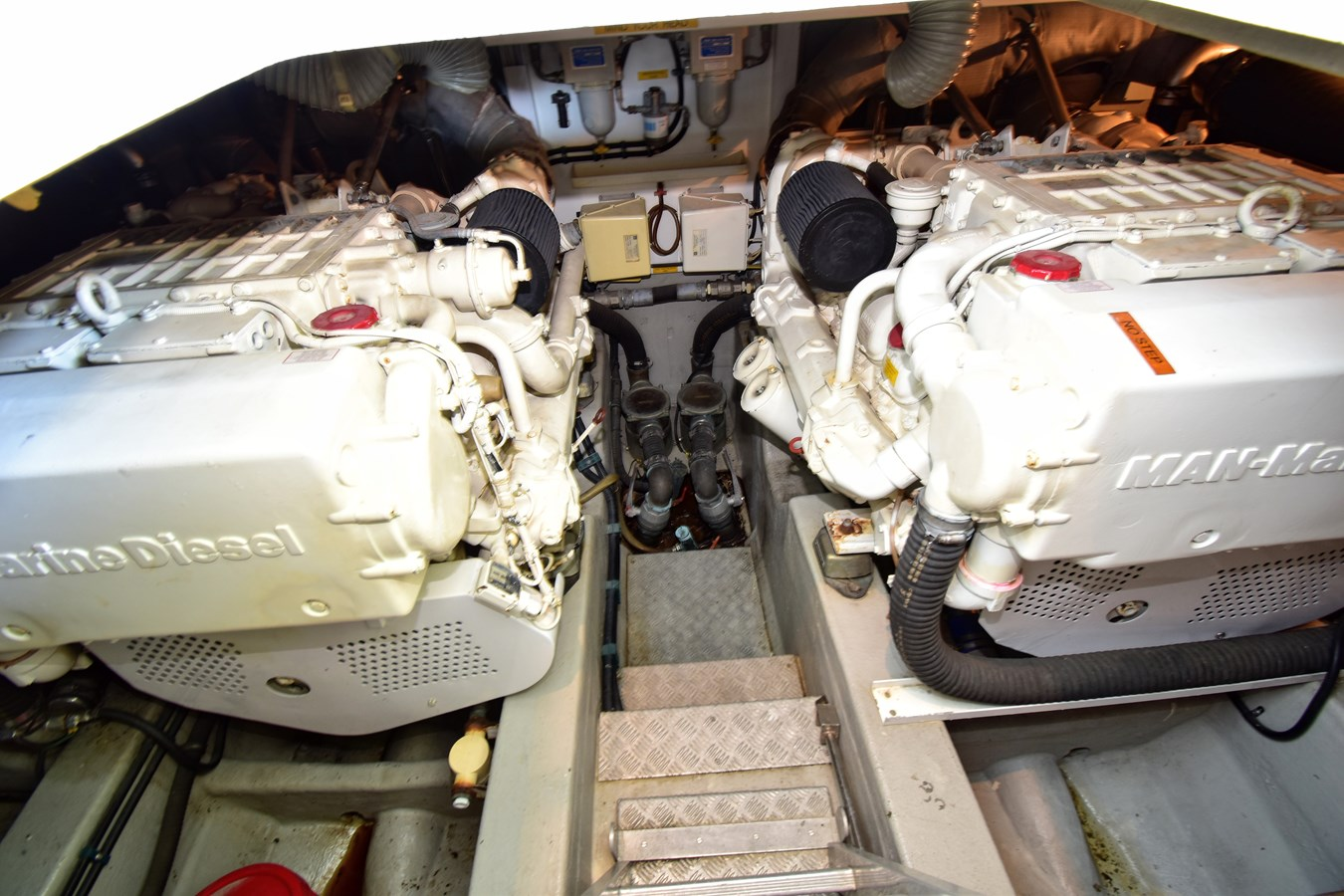 2004 SUNSEEKER 56 Manhattan Motor Yacht 2615572