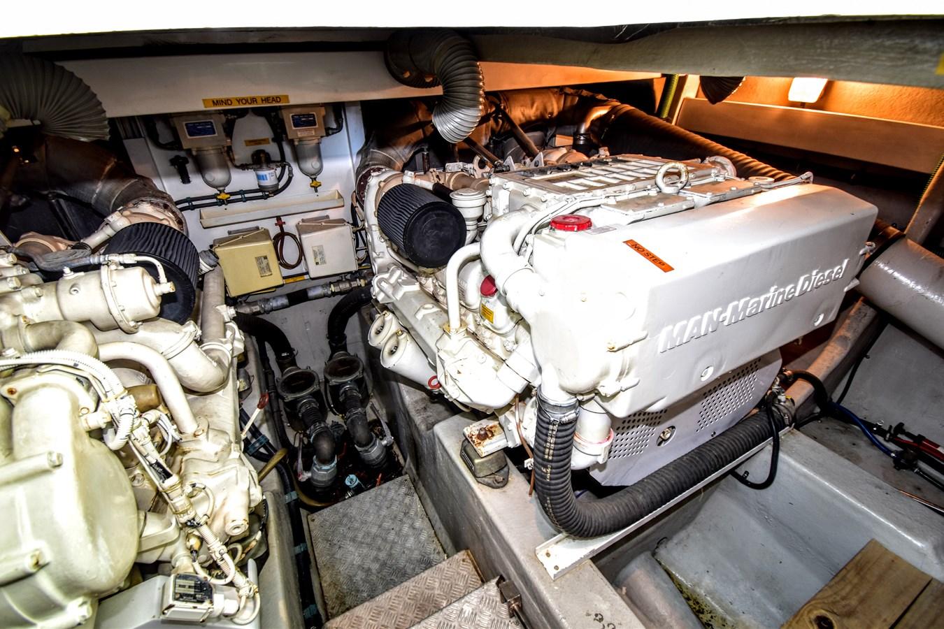 2004 SUNSEEKER 56 Manhattan Motor Yacht 2615574