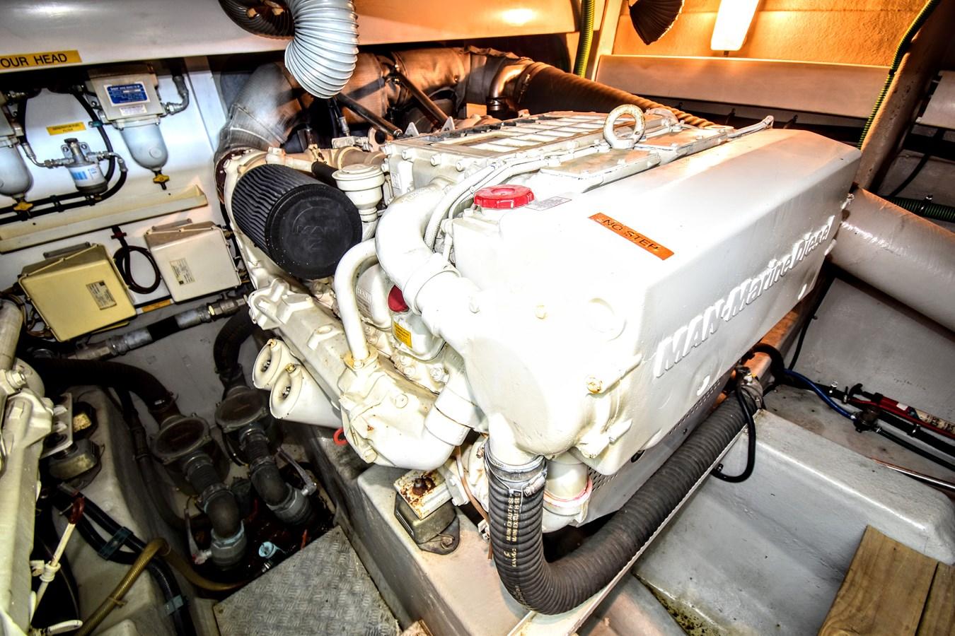 2004 SUNSEEKER 56 Manhattan Motor Yacht 2615575