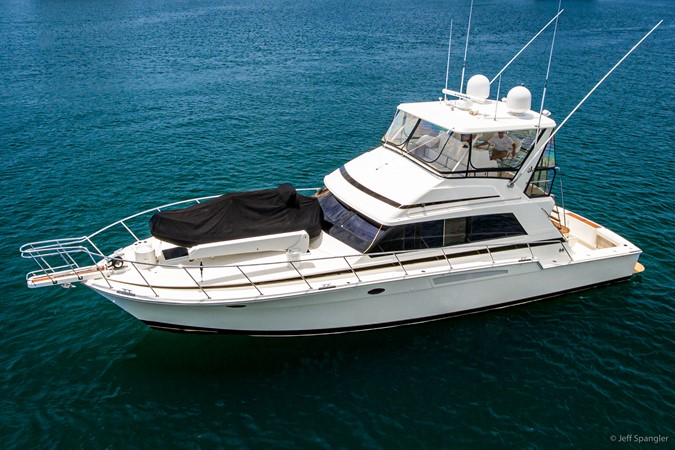 1986 BERTRAM  Sport Fisherman 2616386
