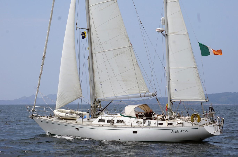 Bowman 57 Cutter Rigged Ketch 1976 BOWMAN Bowman 57 Cruising Sailboat 2617064