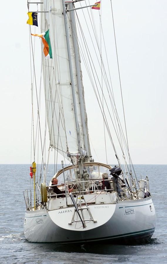 1976 BOWMAN Bowman 57 Cruising Sailboat 2626400
