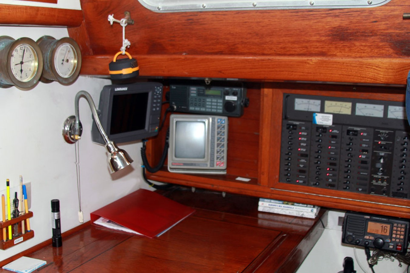 1976 BOWMAN Bowman 57 Cruising Sailboat 2626406