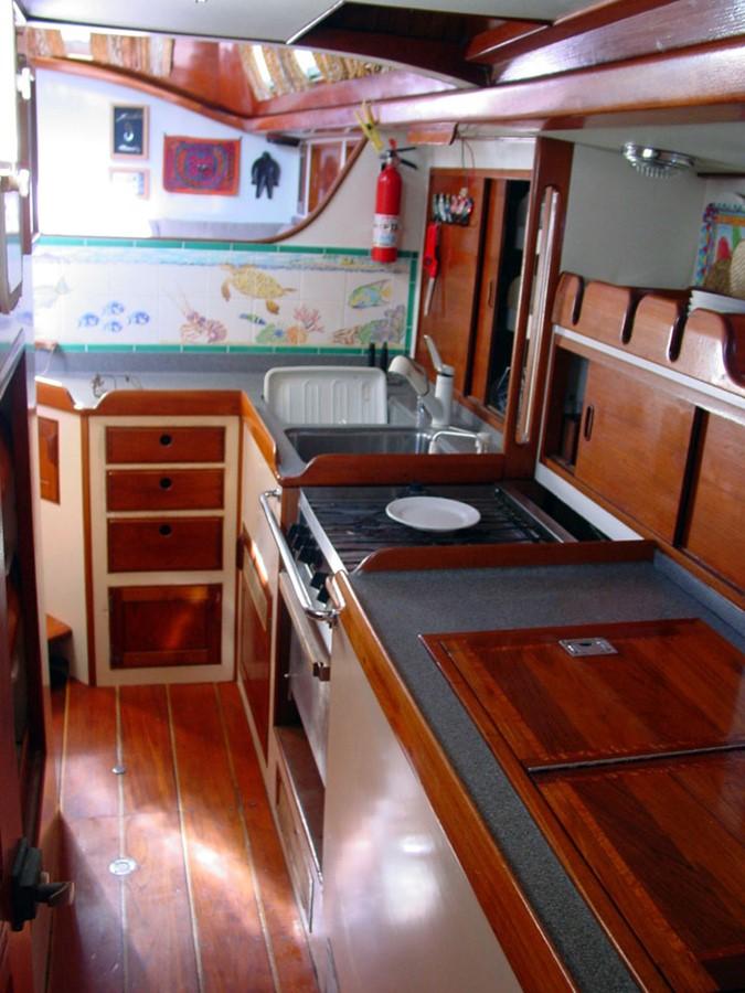 1976 BOWMAN Bowman 57 Cruising Sailboat 2626409