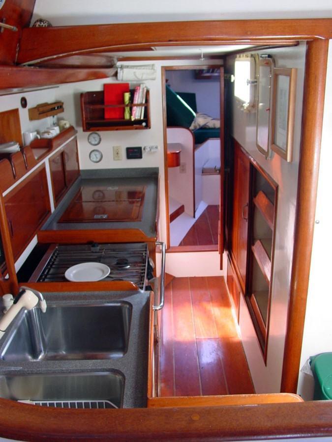 1976 BOWMAN Bowman 57 Cruising Sailboat 2626410