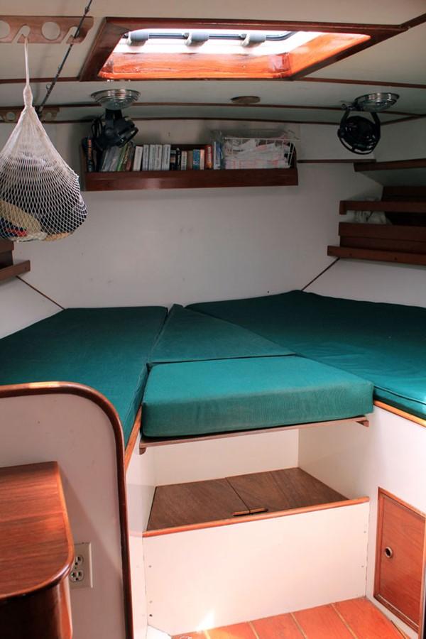 1976 BOWMAN Bowman 57 Cruising Sailboat 2626411