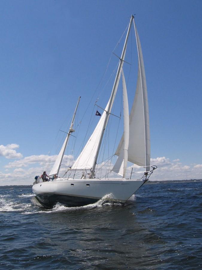 1976 BOWMAN Bowman 57 Cruising Sailboat 2626414