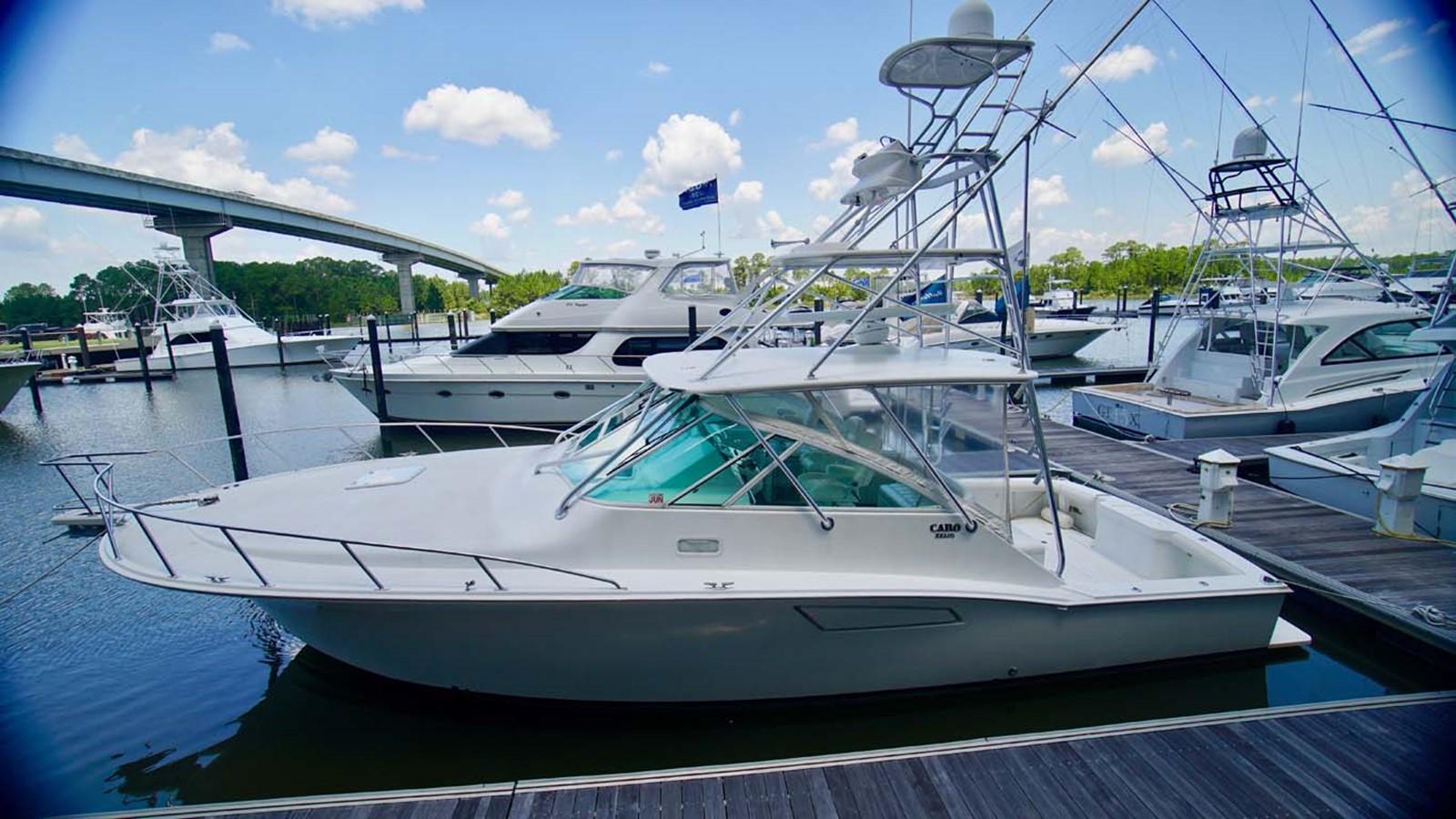 Profile 2012 CABO 40 Express Cruiser 2617306