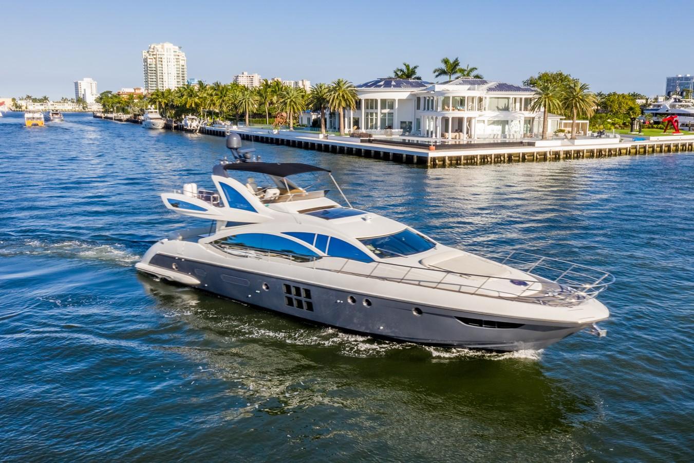 2013 AZIMUT  Motor Yacht 2617609