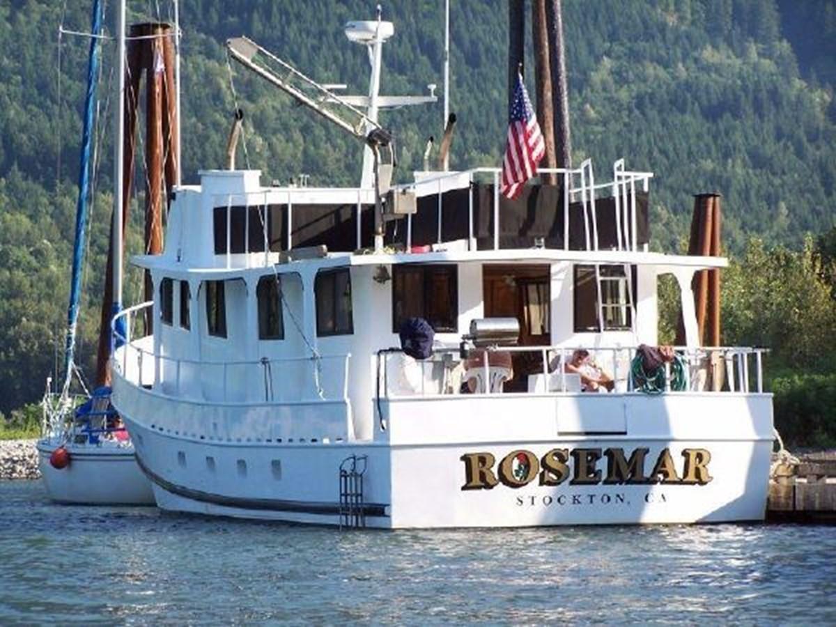 1991 MONK Expedition Trawler Trawler 2617651