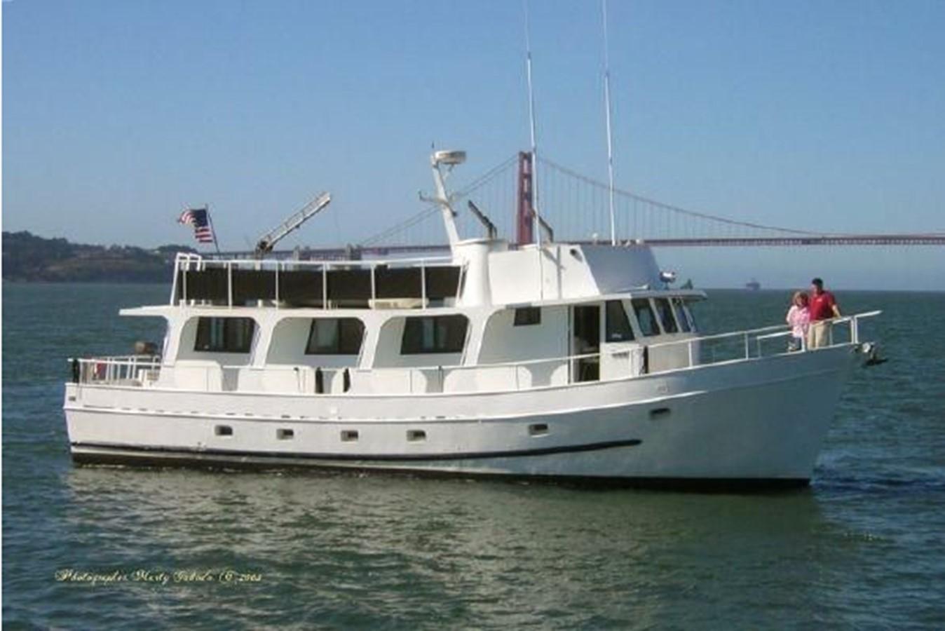 1991 MONK Expedition Trawler Trawler 2617653
