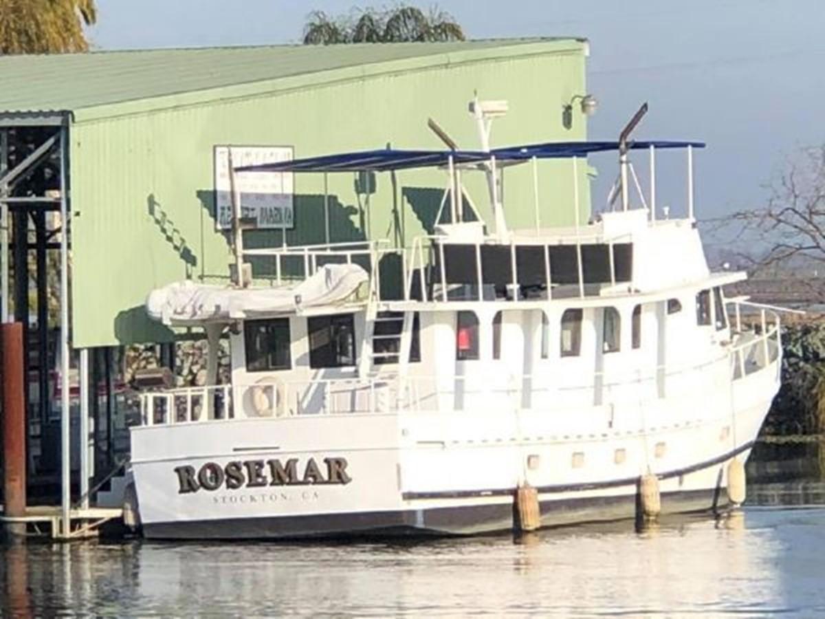 1991 MONK Expedition Trawler Trawler 2617655
