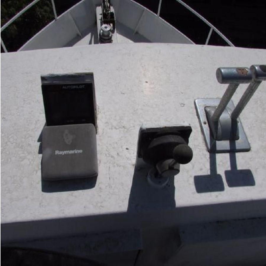 1991 MONK Expedition Trawler Trawler 2617656