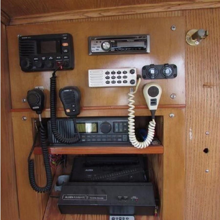 1991 MONK Expedition Trawler Trawler 2617661