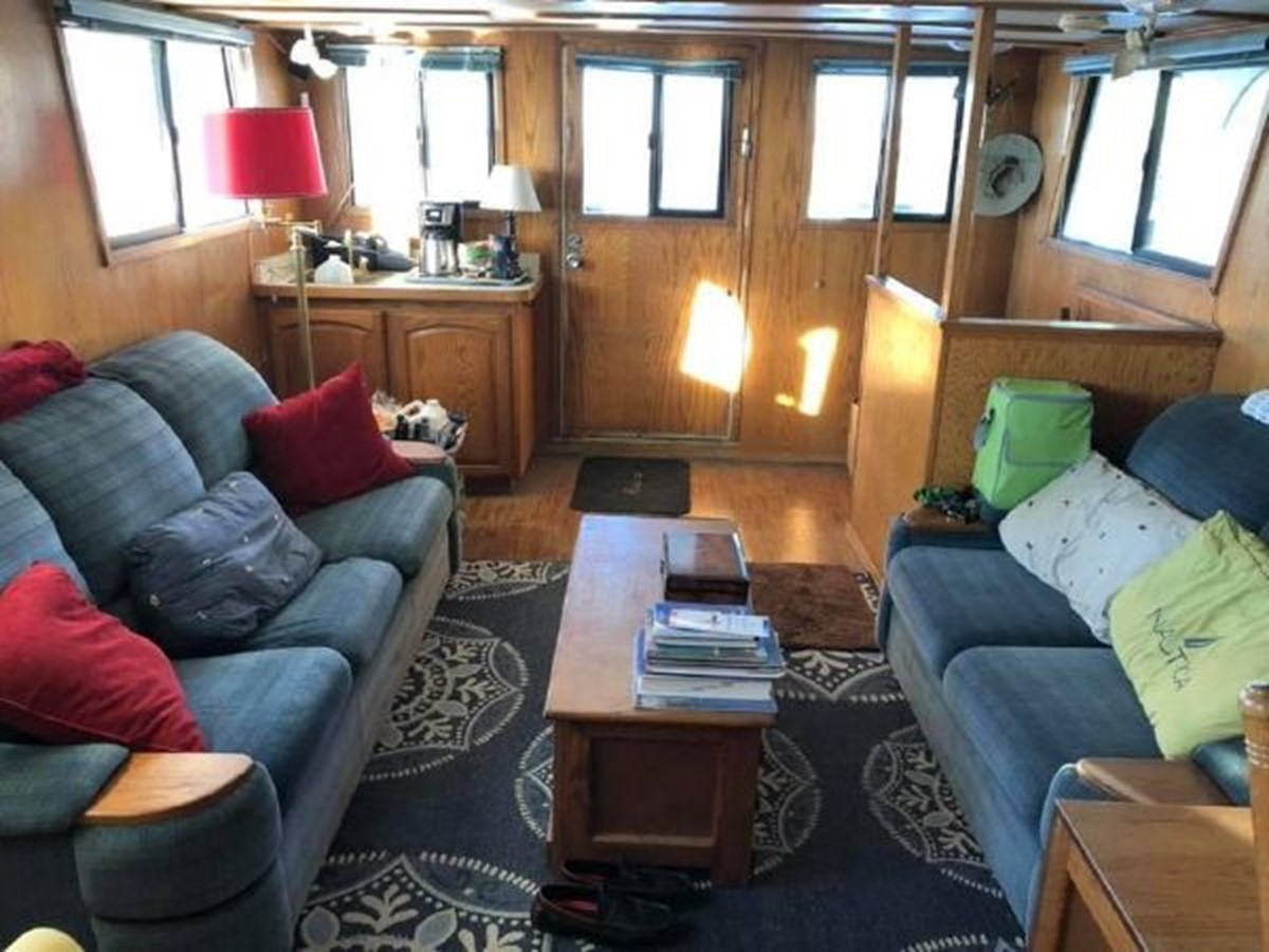 1991 MONK Expedition Trawler Trawler 2617666