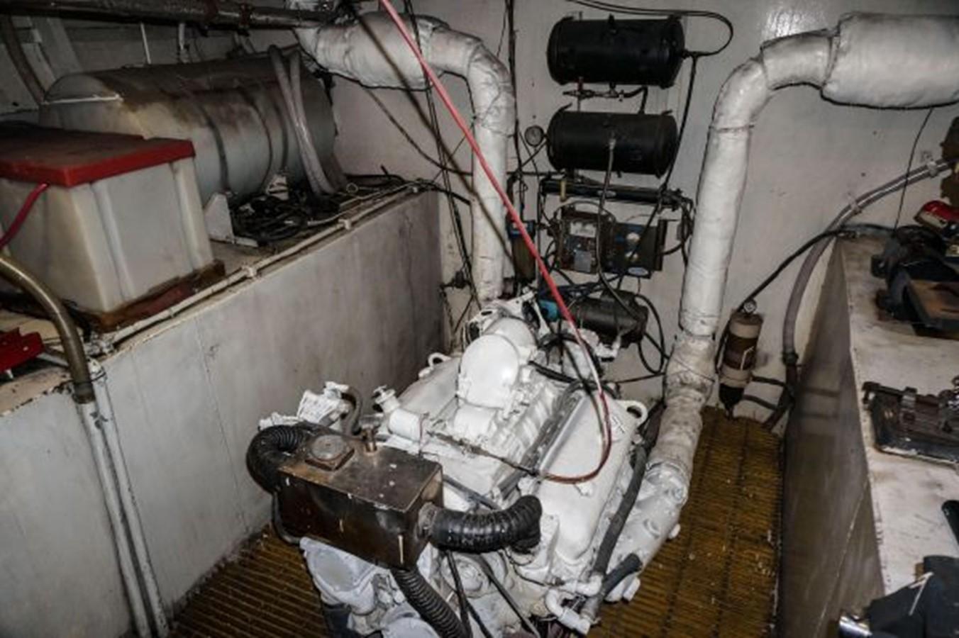 1991 MONK Expedition Trawler Trawler 2617670