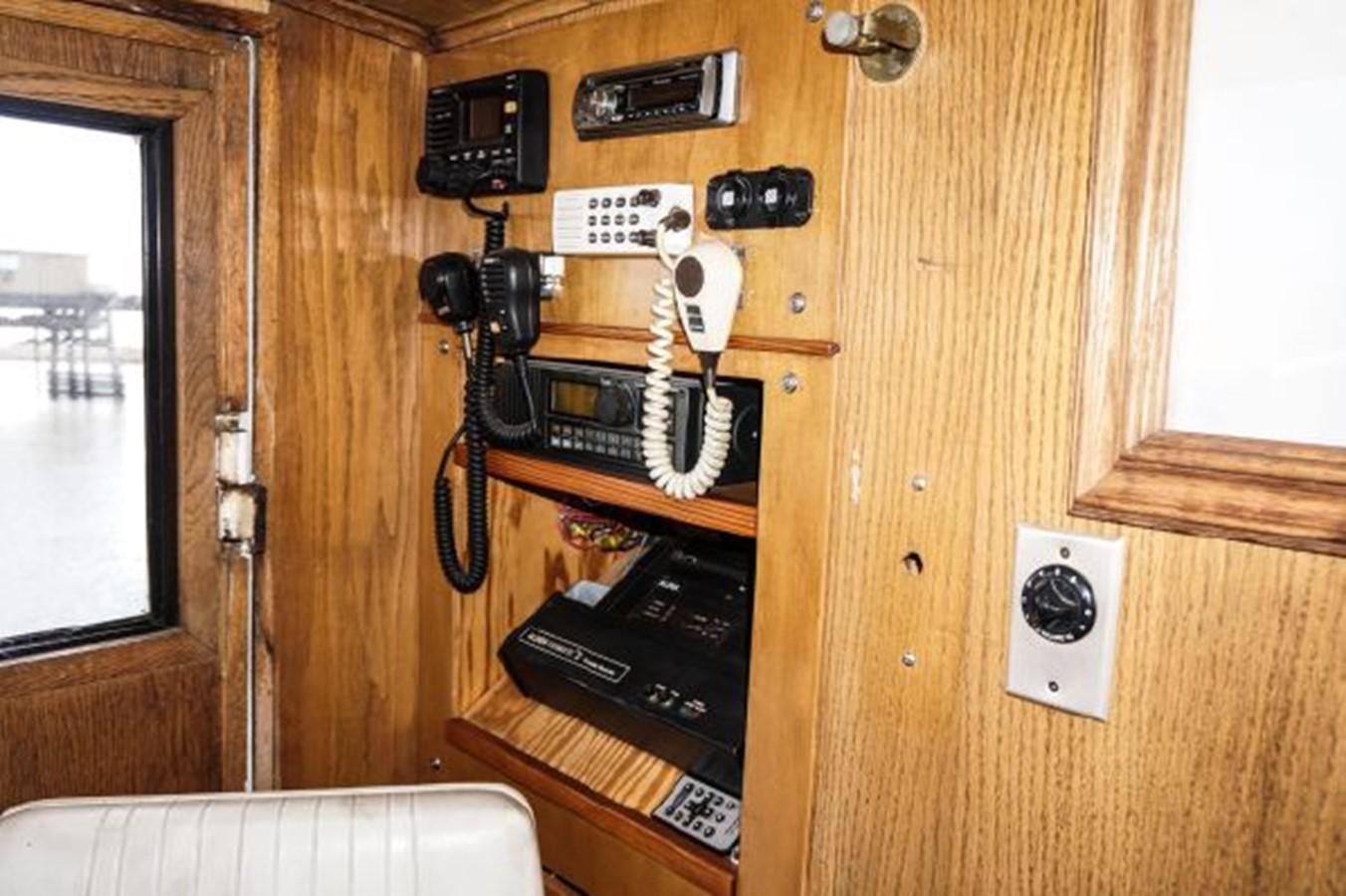1991 MONK Expedition Trawler Trawler 2617674
