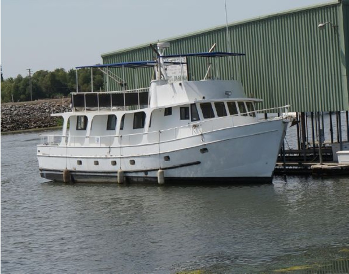 1991 MONK Expedition Trawler Trawler 2617680