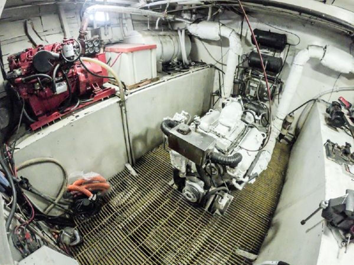 1991 MONK Expedition Trawler Trawler 2617681