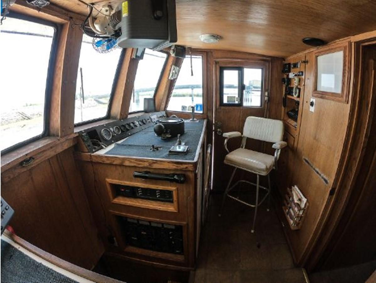 1991 MONK Expedition Trawler Trawler 2617682