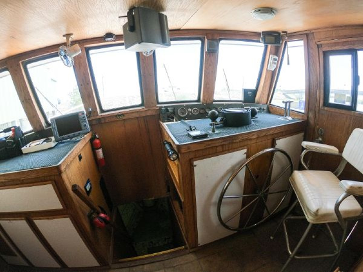 1991 MONK Expedition Trawler Trawler 2617683