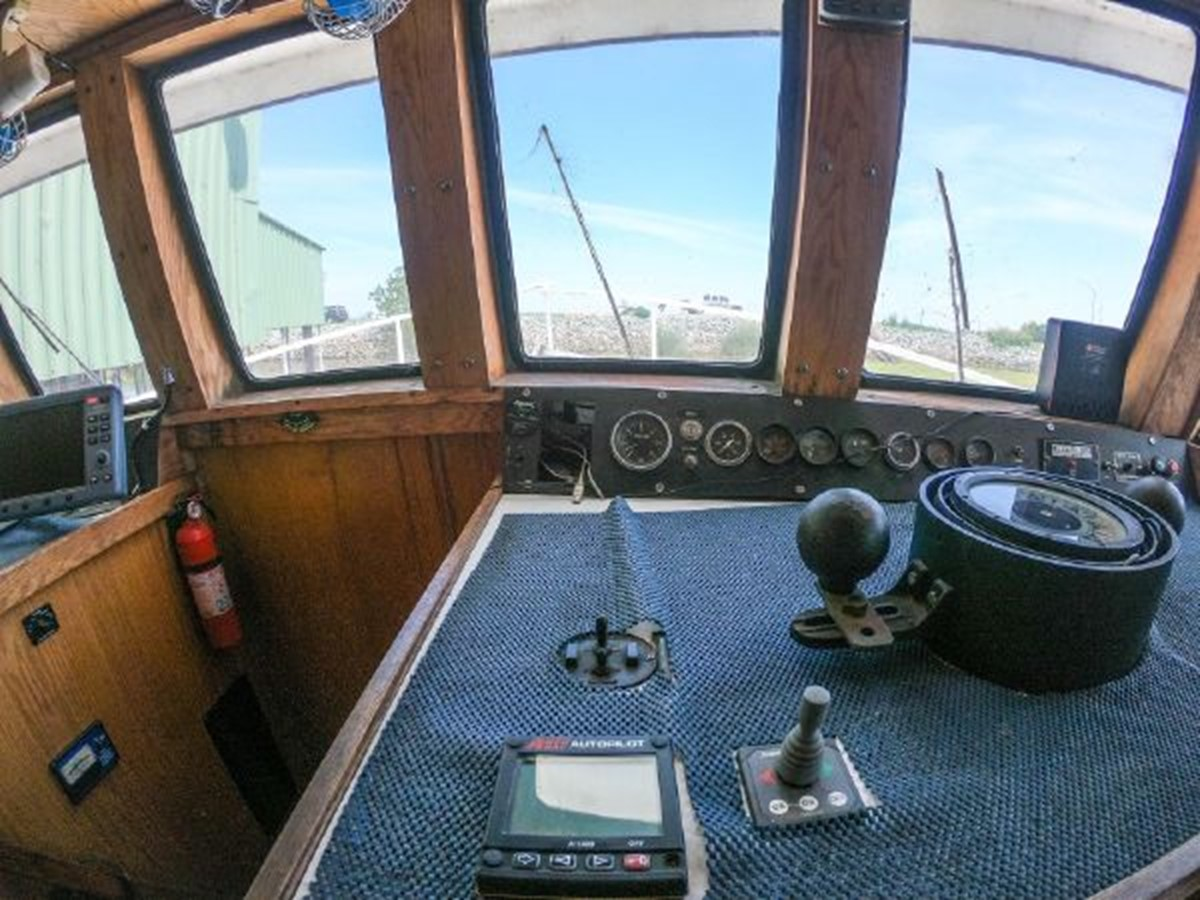 1991 MONK Expedition Trawler Trawler 2617684