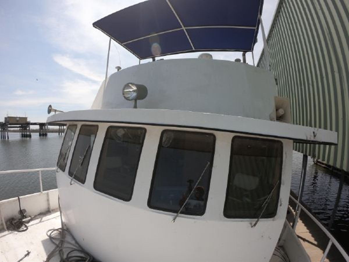 1991 MONK Expedition Trawler Trawler 2617692