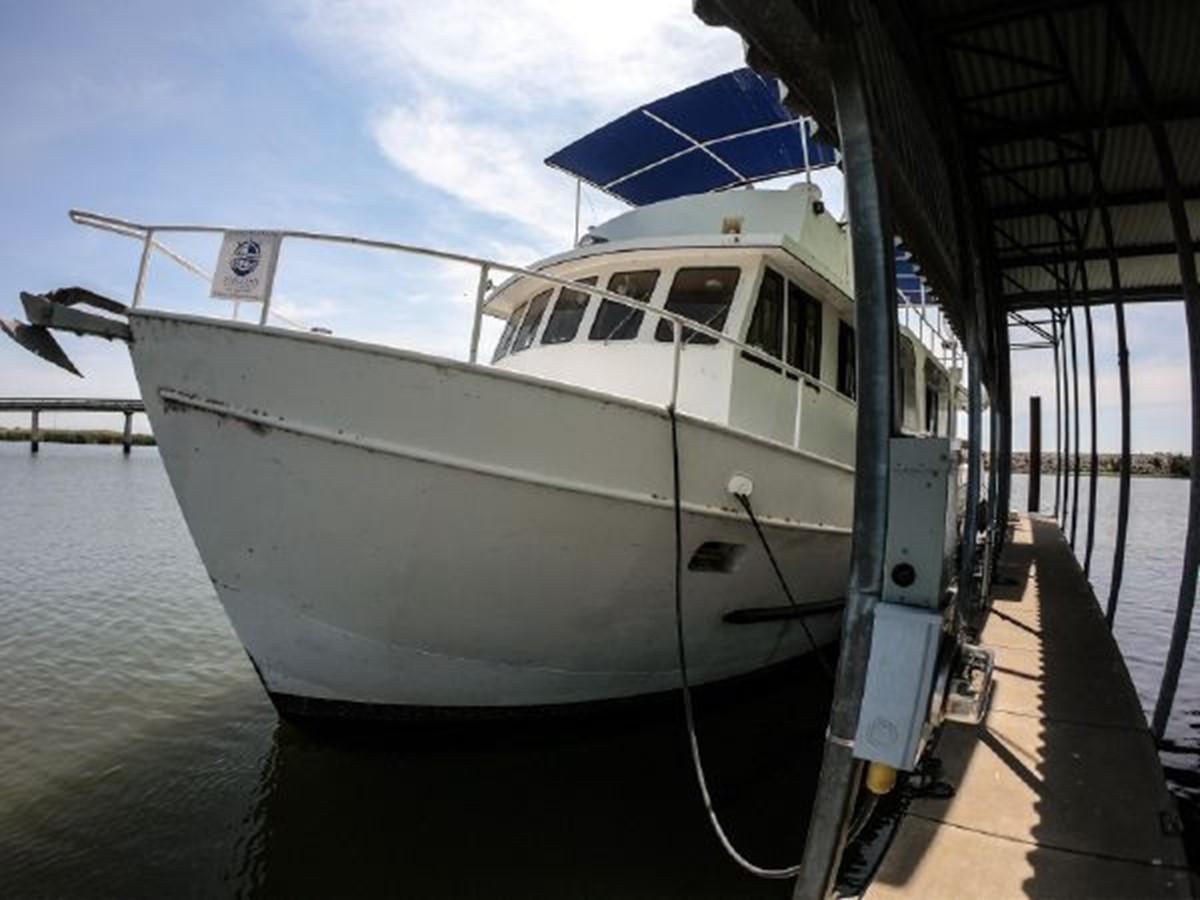 1991 MONK Expedition Trawler Trawler 2617694