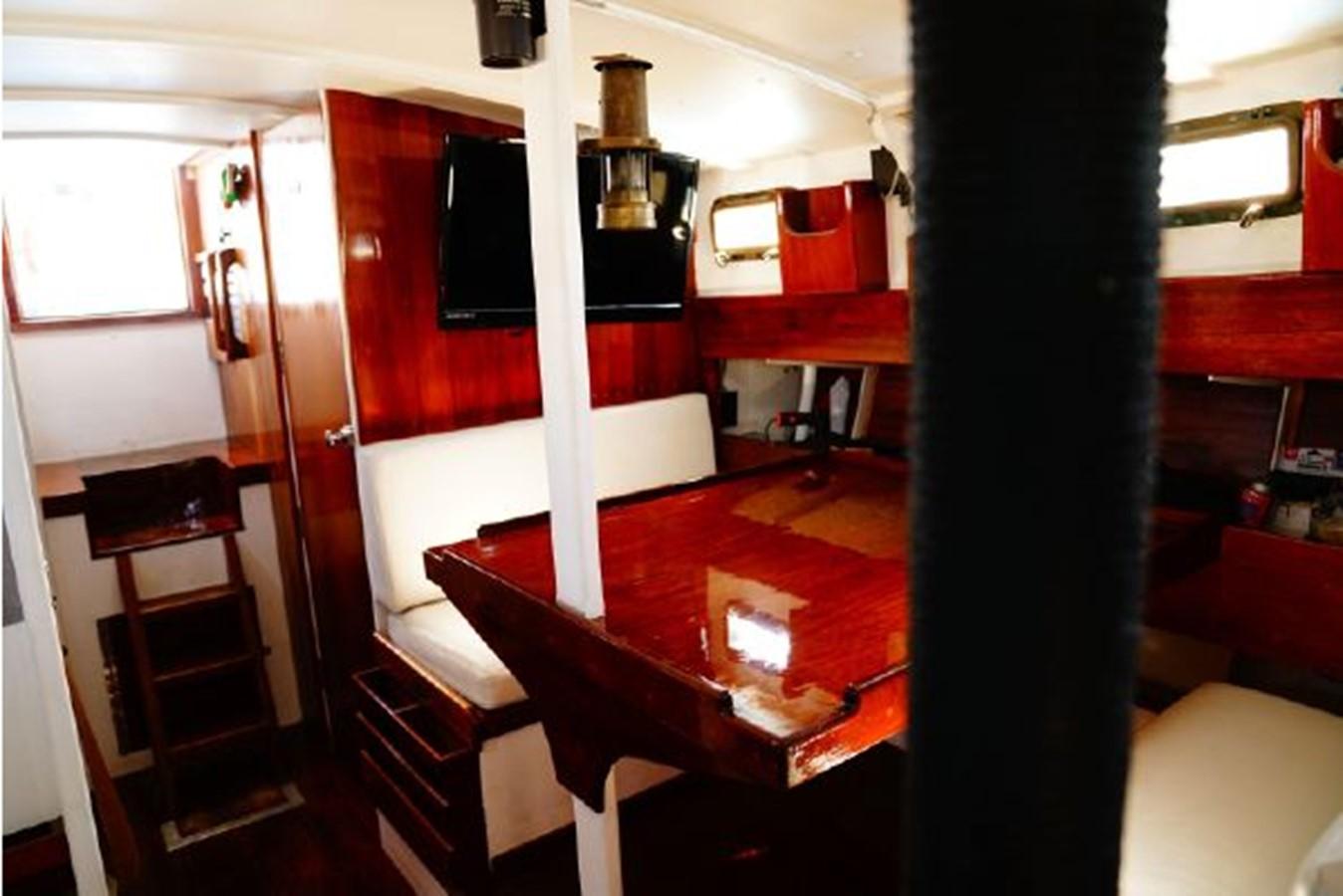 1992 CUSTOM Sailboat High Endurance World Beater Cruising Sailboat 2617766