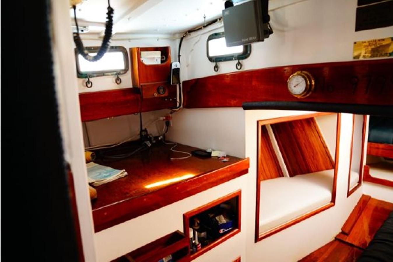 1992 CUSTOM Sailboat High Endurance World Beater Cruising Sailboat 2617771