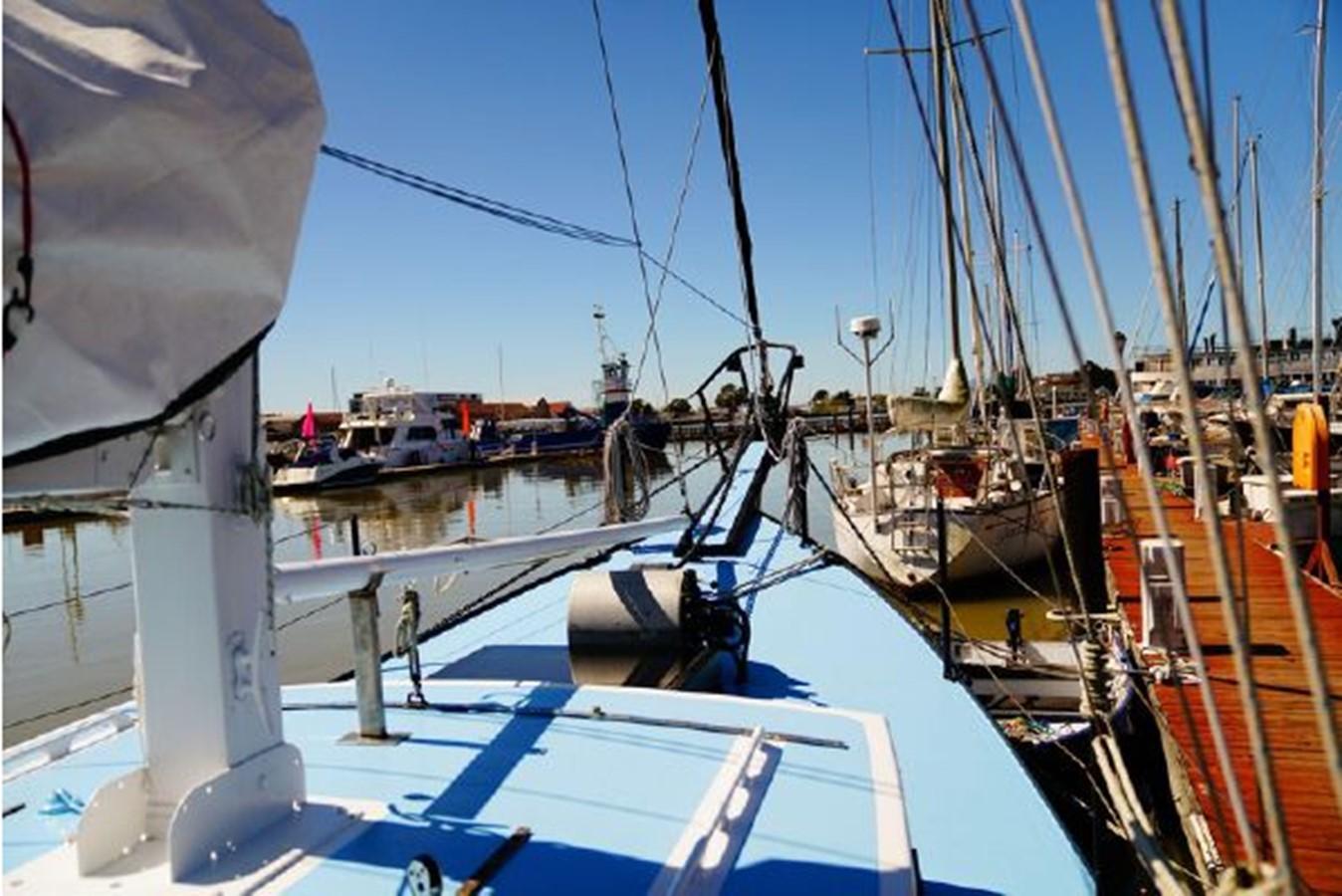 1992 CUSTOM Sailboat High Endurance World Beater Cruising Sailboat 2617784