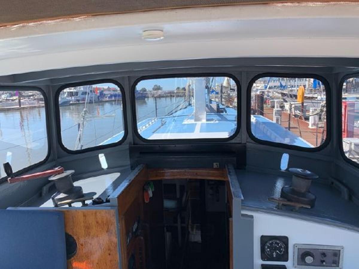 1992 CUSTOM Sailboat High Endurance World Beater Cruising Sailboat 2617794