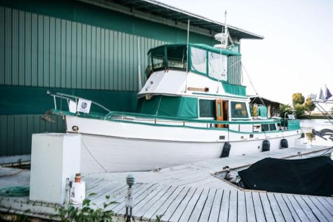 1968 GRAND BANKS 42 Classic Trawler 2617870