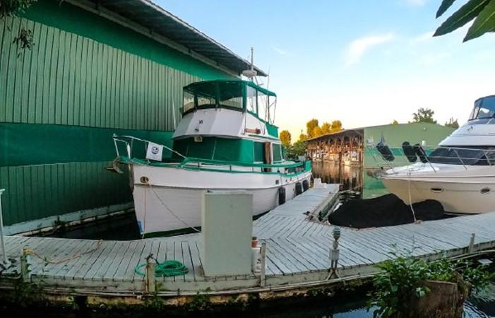 1968 GRAND BANKS 42 Classic Trawler 2617890