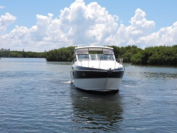 Profile 2008 Cruisers Yachts 360 Express Cruiser 2617942