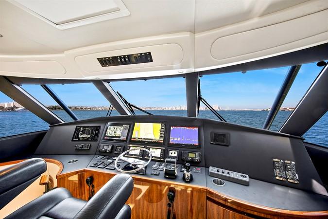 Enclosed Bridge 2017 VIKING Enclosed Bridge Sport Fisherman 2627108