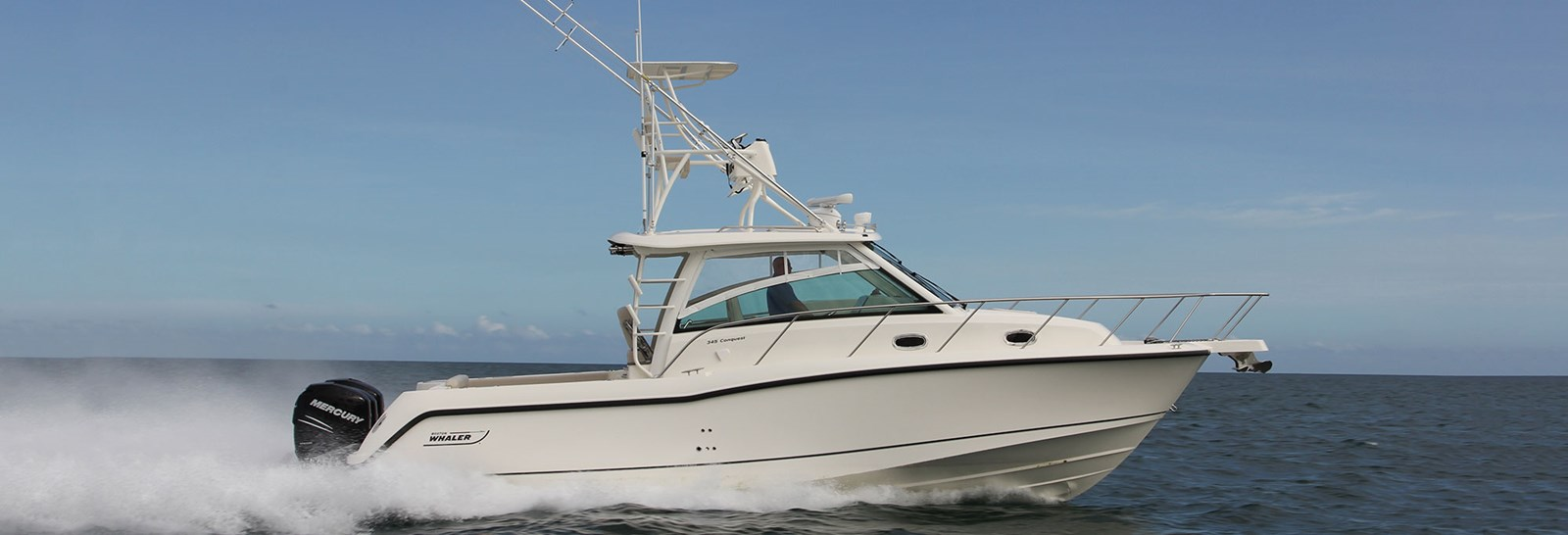 Boston-Whaler-345-Conquest 2015 BOSTON WHALER 345 Conquest Sport Fisherman 2618531