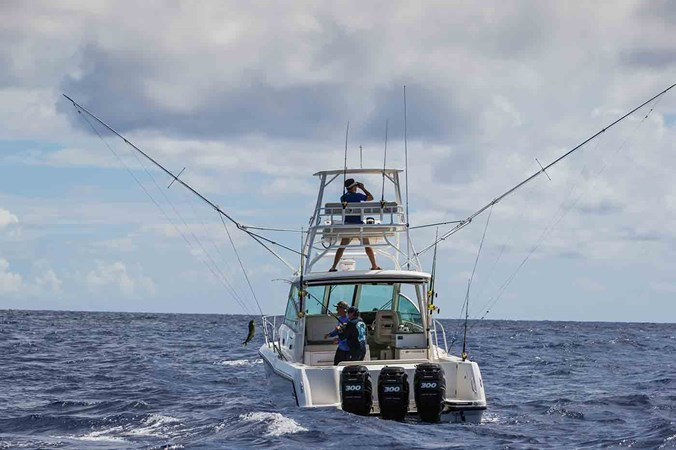Boston-Whaler-345-Conquest-Gallery-4 2015 BOSTON WHALER 345 Conquest Sport Fisherman 2618533