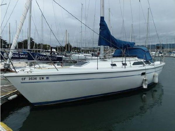 1996 CATALINA 36 MK II Cruising Sailboat 2618908