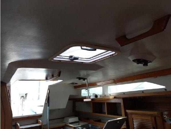 1996 CATALINA 36 MK II Cruising Sailboat 2618912