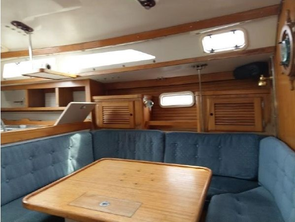 1996 CATALINA 36 MK II Cruising Sailboat 2618913