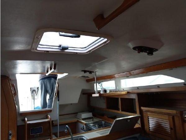 1996 CATALINA 36 MK II Cruising Sailboat 2618916