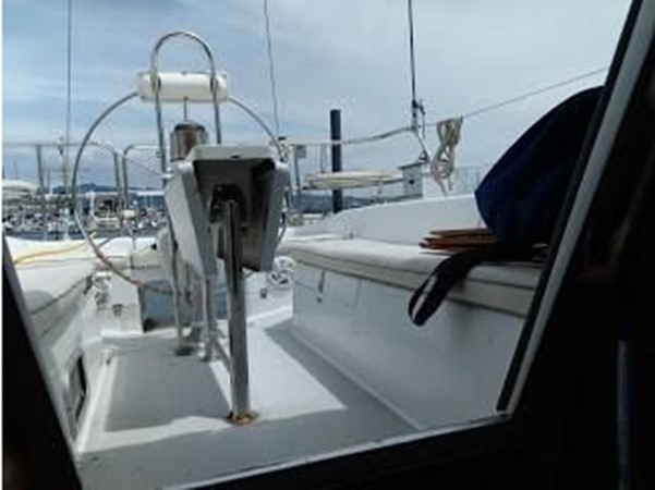 1996 CATALINA 36 MK II Cruising Sailboat 2618918