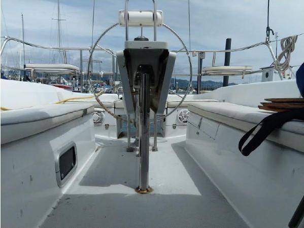 1996 CATALINA 36 MK II Cruising Sailboat 2618919