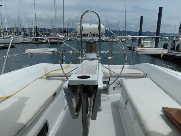 1996 CATALINA 36 MK II Cruising Sailboat 2618920